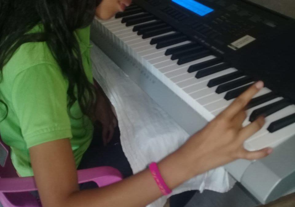 Continúa la formación musical de nuestros niños