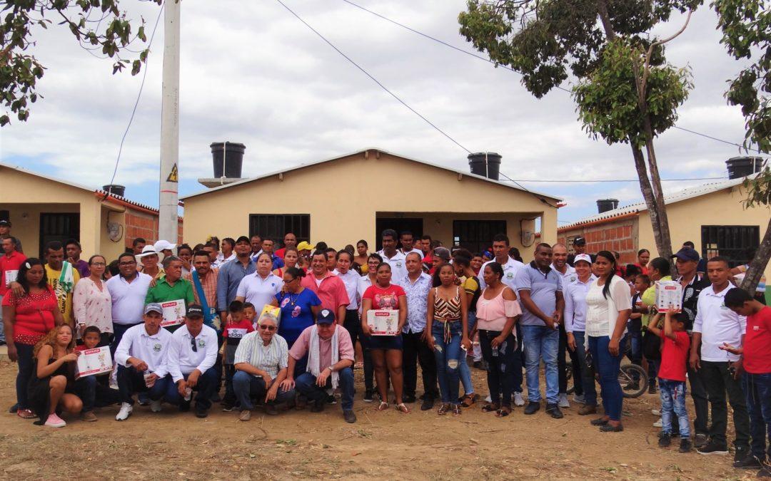 Entrega Urbanización Don Pedro – I Etapa